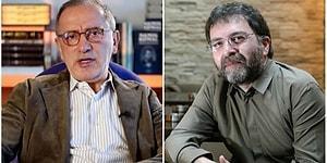 Fatih Altaylı, Ahmet Hakan'ı Demirtaş Üzerinden Eleştirdi: 'O Aynı, Değişen Senin Patronun ve Görevin'