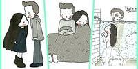 Kısa Olmanın Sadece Dezavantajları Olduğunu Düşünenleri Ters Köşe Yapacak Birbirinden Eğlenceli 15 İllüstrasyon