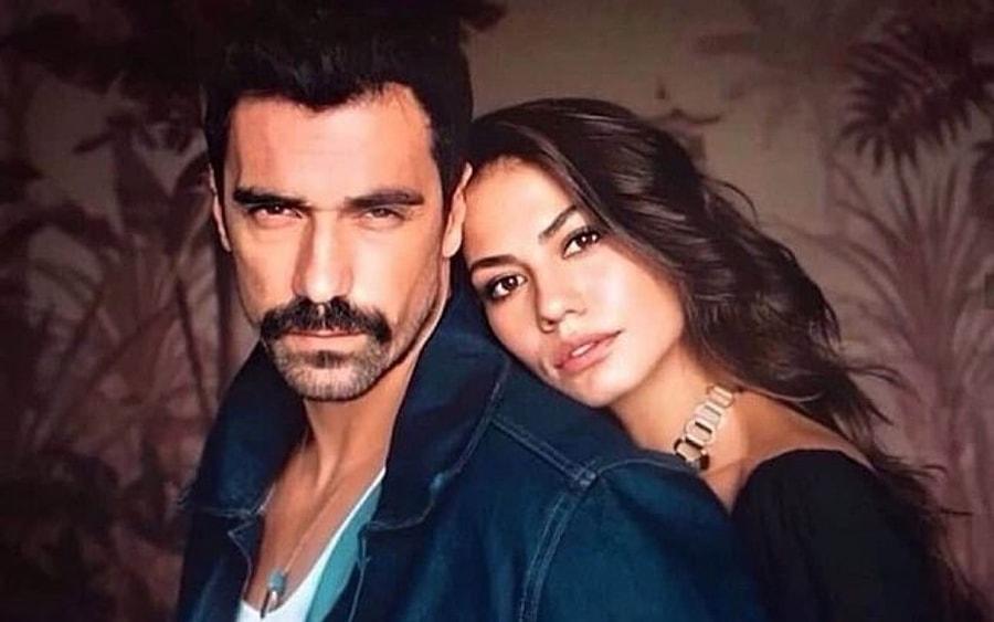 Karizmatik Oyuncu İbrahim çelikkol Ve Eşi Mihre Mutlu Nun Gözlerden Kalpler çıkartan Evliliğine Baktık Onedio Com