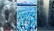Donmuş Bir Peri Ülkesindeymiş Gibi Hissedeceğiniz Kışın Büyüsünü Bambaşka Açıdan Gösteren 17 Fotoğraf