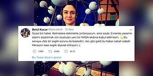 NASA'nın Yeni Oluşturulan Araştırma Ekibine Kabul Edilen Türk Bilim İnsanı: Dr. Betül Kaçar Kimdir?