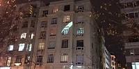 Hrant Dink, Güvercinlerle Beraber Gazetesi Agos'un Pencerelerinde Anılıyor!