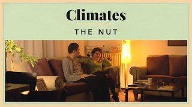 """4. Nuri Bilge Ceylan'ın İklimler filmindeki sevişme sahnesi unutulacak gibi değil. Fındıkla başlayan sevişme sahnesinin özel bir adı bile var: """"The Nut""""..."""
