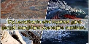 Efsanelere, Kitaplara ve Filmlere Konu Olmuş, Kutsal Kitaplarda Bile Adı Geçen Korkunç Yaratık: Leviathan