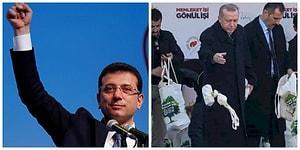 Erdoğan 'Ücretsiz Süt Nerede?' Dedi, İmamoğlu Yanıt Verdi: 'Veren Elin Alan Eli Görmediği Yardım Kültürünü Yaymak İstiyoruz'