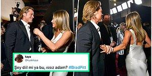 Eski Eşler Brad Pitt ve Jennifer Aniston'ın Yıllar Sonra Bir Araya Gelmesi Herkesi Heyecanlandırdı!