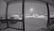 Kara Gömülen Kanada'nın Saint John Kentinde Kaydedilen Muhteşem Time Lapse Video!