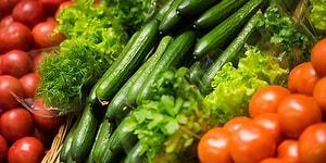 'Soframızdaki Tehlike' Raporundan: Domates, Biber ve Salatalığın Yüzde 15'i Zehirli