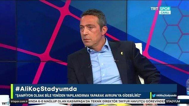 ''Türk futbolu finansal açıdan çökmüştür.''