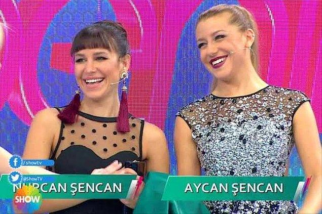 """Aycan - Nurcan Şencan kardeşleri """"Bu Tarz Benim"""" yarışmasından hatırlarsınız. Yarışmanın belki de en sempatik bireyleri de Şencan Kardeşler."""