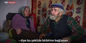 10 Yıldır Alzheimer Olan Eşine Tek Başına Bakan Mustafa Amca: 'Kadın Evin Gülü, Ona Bakmazsan Allah da Sana Bakmaz'