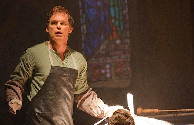7. Dexter (2006 – 2013)