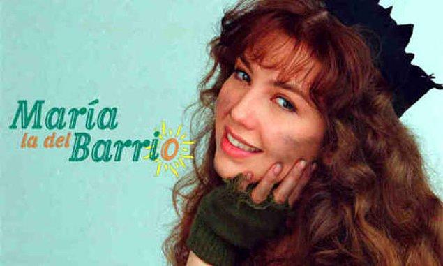 2. Dış güçler hep Türkiye'yi bölecek bir şey buldu. O dönemde de Natalia'nın karşısına Thalia'yı getirdiler. Thalia ilk olarak María la del Barrio isimli dizi ile hayatımıza girdi.