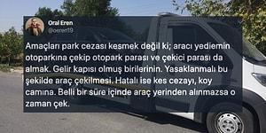 İstanbul'daki Çekicilerin Acımasız 'Hassas Araç Çekme Yöntemleri' ve Davranışları Sosyal Medyanın Gündeminde