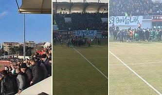 Maç Sonu Sevinçlerini 'Para Çok, Para Çok' Şarkısıyla Gösteren Taraftarlar ve Futbolcular!