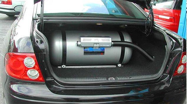 Sürüş esnasında LPG kullanan bir aracı benzinde kullanmayın, LPG'de test edin, benzin/LPG geçişleri yapın.