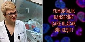 Bu Gurur Hepimizin: Türk Bilim İnsanı Dr. Duygu Özmadenci, Yumurtalık Kanseriyle İlgili Keşfiyle ABD'den Ödül Aldı!