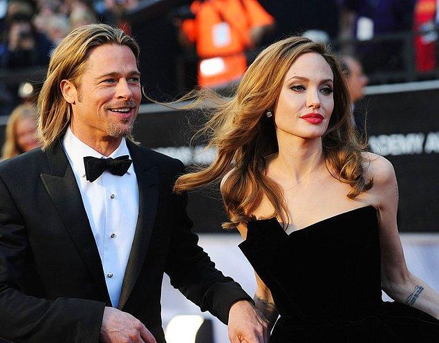 15. Çiftin ayrılığının ardından spekülasyonlar devam etti, herkes bu ayrılığa ihanetin neden olduğunu konuştu. Ancak Jolie, bu ayrılığı 'yaşanmışlıklar'ın bitirdiği itirafında bulundu. Jennifer Aniston'ın ahı mıdır bilinmez tabii... Orası tartışılır.
