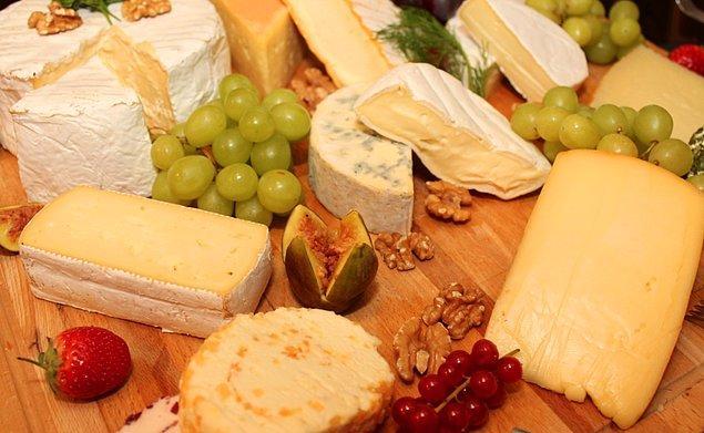 7. Geyik sütü peyniri: