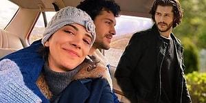 Ünlü Oyuncu Alperen Duymaz'ın, Gizlice Evlendiği Öğretmen Sevgilisi Kübra Kelkit Kimdir