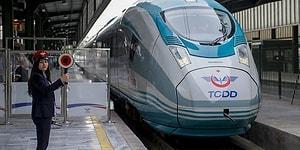YHT'ye Yüzde 300 Zam Yapıldığı İddia Edildi, TCDD Yalanladı