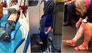 İnsanları Toplu Taşıma Kullandıkları İçin Bin Pişman Ettirip Günün Geri Kalanını Mahvetmeyi Başaran 23 Yolcu