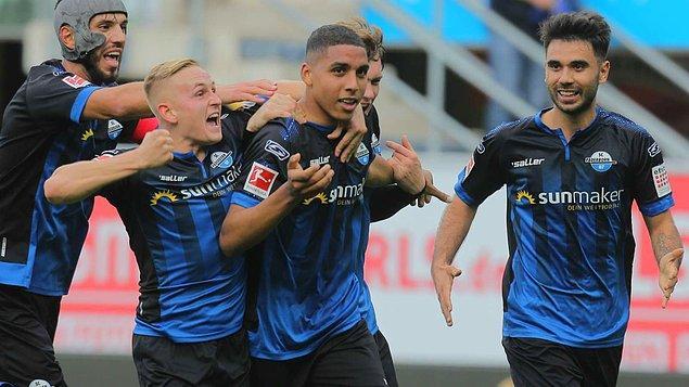 11. Abdelhamid Sabiri / Paderborn ➡️ Sivasspor