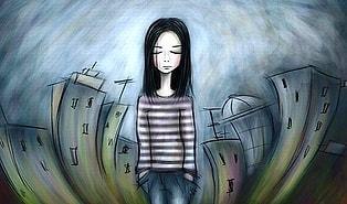 Görsellerde Gördüğün İlk Şeye Göre Yüzde Kaç Depresifsin?