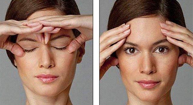 Yüzünüzdeki kırışıklıklardan, yaşlanma belirtilerinden, yüz çizgilerinden kurtulmanın yolu da yüz yogasından geçiyor.