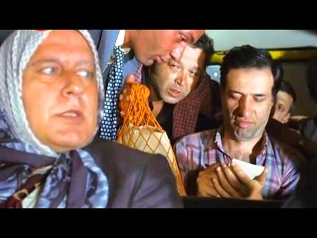 7. Filmin adında Şaban geçiyor ama Kemal Sunal, Niyazi karakterini canlandırıyor. Hangi filmdi o?