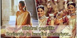Önce Bollywood, Sonra Hollywood Derken Ekrandan Bile Gözümüzde Aşinalık Kazanan Cıvıl Cıvıl Bir Tarz: Sari