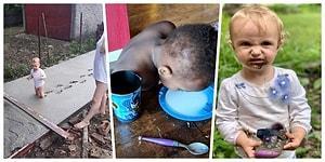 İyi Bir Ebeveyn Olmak İçin Çelik Gibi Sinirleriniz Olması Gerektiğini Acımasızca Kanıtlayan 20 Çocuk