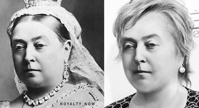 12. Kraliçe Viktorya