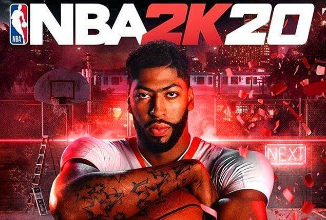 14. NBA 2K (31.5)