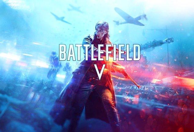 10. Battlefield 5 (32.9)