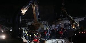 Canlı Blog | 6.8'lik Elazığ Depreminde Son Durum:  44 Kişi Enkazdan Kurtarıldı, Can Kaybı 29'a Ulaştı