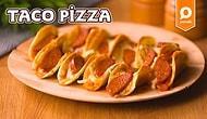 Hafta Sonuna Keyif Katacak Kolay Pizza Tarifi: Taco Pizza! Taco Pizza Nasıl Yapılır?