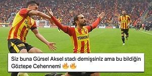 GözGöz Yeni Stadında Açılışı 3 Puanla Yaptı! Göztepe-Beşiktaş Maçında Yaşananlar ve Tepkiler