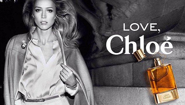 23. Chloe Love: Bebek kokusu olarak da bilinir.