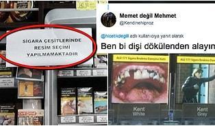 Sigara Paketlerinin Üstündeki Korkunç Görsellerden Rahatsız Olanların Yaptığı Birbirinden İlginç Yorumlar