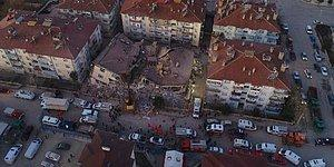 Elazığ'da 4.2 Büyüklüğünde Bir Deprem Daha