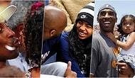 Ani Vefatlarıyla Hepimizi Yasa Boğan Kobe Bryant ve Kızı Gigi'nin Hep Kalbimizde Yaşatacağımız 19 Fotoğrafı