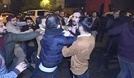 Taksiciler ve Turizm Şoförleri Karakol Önünde Kavga Çıkardı, 11 Gözaltı: 'Biz UBER Değiliz'