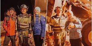 Norveç'te Mahsur Kaldığı Dağ Başından Tinder'da Eşleştiği Adamın Yardımıyla Kurtulan Alman Kadın