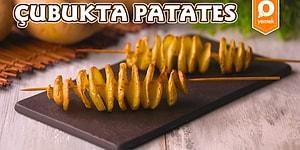 Şekli ve Nefis Tadıyla Lezzet Şöleni Oluşturacak Bir Tarif: Çubukta Patates! Çubukta Patates Nasıl Yapılır?