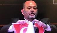 Yunan Milletvekili Ioannis Lagos'tan Çirkin Provokasyon: Türk Bayrağını Yırttı!