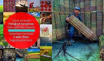 Daha Yeşil Bir Türkiye İçin! Tarım Bakanlığı Düzenlediği Fotoğraf Yarışmasına Oy Veren Herkes İçin 3 Adet Fidan Dikiyor!