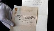 Albert Einstein'ın Tokyo'da Bir Otelin Not Defterine El Yazısıyla Yazdığı Mutluluk Kuramı
