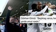 Sergen Yalçın'dan 3 Puanlı Başlangıç! Çaykur Rizespor-Beşiktaş Maçında Yaşananlar ve Tepkiler