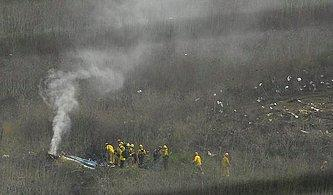 Reuters: Kobe Bryant'ı Taşıyan Helikopter Şirketinin Sisli Havalarda Uçma Ruhsatı Yoktu